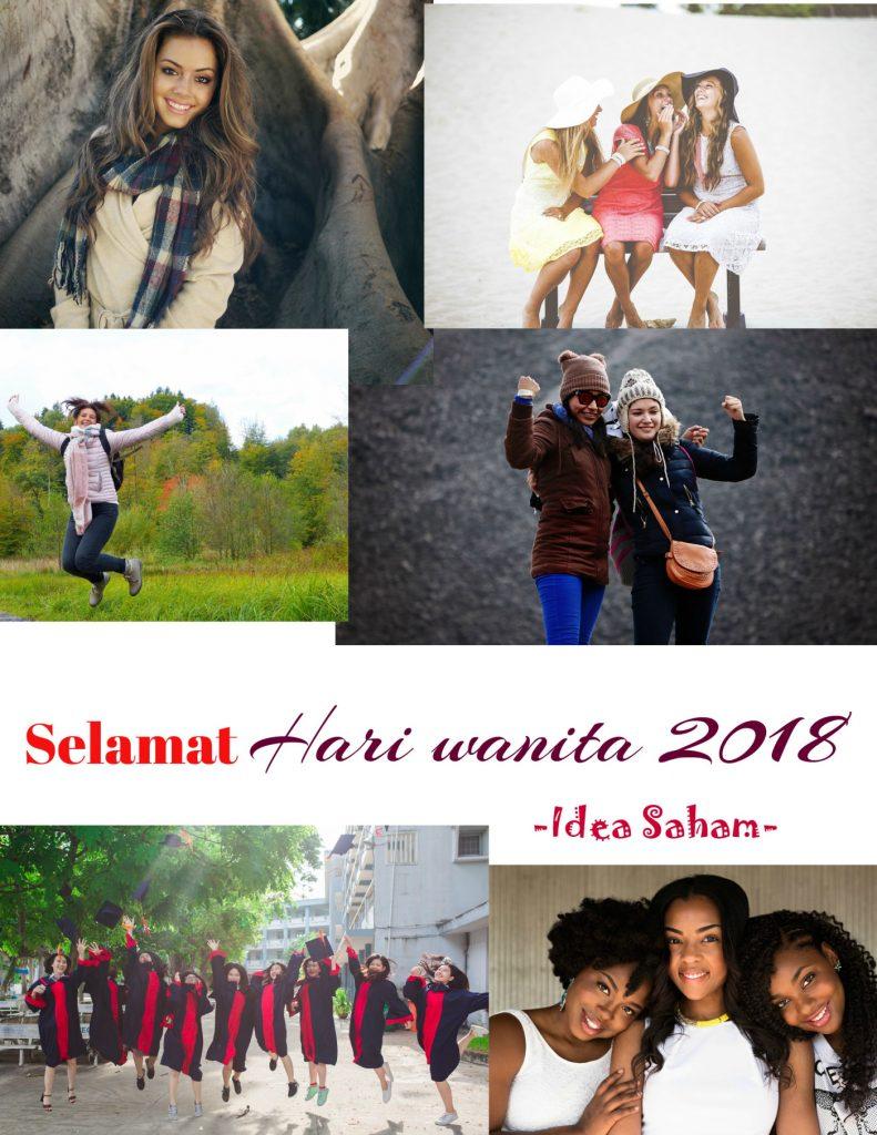 Selamat hari Wanita 2018